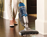 BISSELL Symphony Vac & Steam
