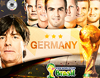 Germany - World Cup 2014