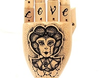 Lady Love Tat-a-Hand