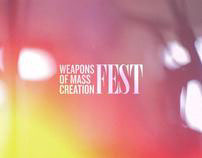 [video] Weapons of Mass Creation Fest 2011