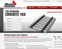 Rocla Concrete Tie