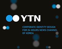 YTN Corporate Identity Design 2014