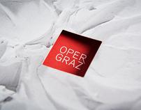 Spielplan Oper Graz - corporate publishing