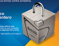 Paquetexpress - Seguro XT
