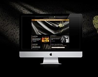 Johnnie Walker Web Design