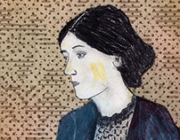 VIRGINIA WOOLF | a portrait