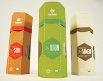 Hakubaku Noodle Packaging