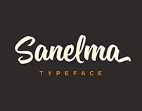 Sanelma typeface