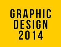 Graphic Design/ 2014