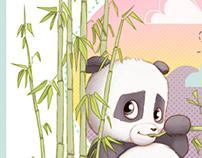 Les amis de Petit Panda