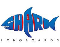 Shark Longboards Logo