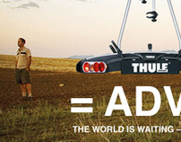 Thule: Global Website Concept