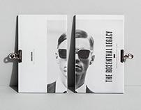 Andy Wolf Eyewear Look Book 2012