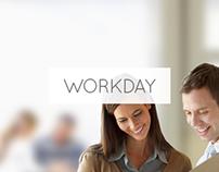 Workday | Enterprise Website Redesign