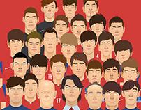 SOUTH KOREA NATIONAL SOCCER TEAM PROJECT