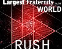 TKE Rush Poster