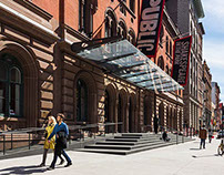 The Public Theater at Astor Place