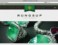 Rungsup Fine Jewelry Website