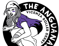 The Anguanas - Vicenza Roller Derby