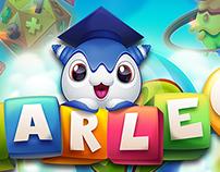 Darlequin - 2d game design