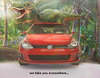 Jungle car