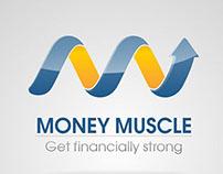 Logo design for Money Muscle