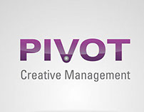 "Logo designs for ""Pivot"""