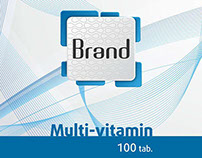 Vitamin label