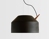 Reeno suspension lamp
