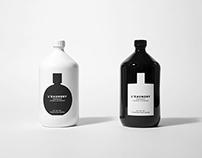 L'eaundry. Fragrance Laundry Detergent.
