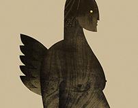 Slavic Gods & Demons – Lithography