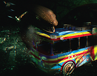 Immersive Ride Product Teasers