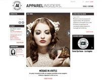 APPAREL INSIDERS - Web Design & Development