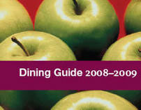 Hospitality Services Dining Guide