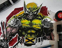 Logan (Markers and Pencils)