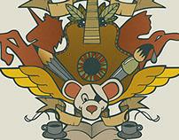 Chorlton Coat Of Arms