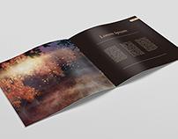 Square Brochure Mock-up Set