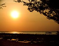 Gili Trawangan Sunset, Lombok