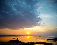 Sunset @ Gili Trawangan, Lombok