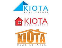 Kiota Real Estate Logo Redesign