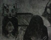Autoportrait - graphic