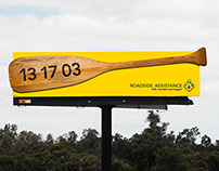 RAC Roadside Assistance - Paddle