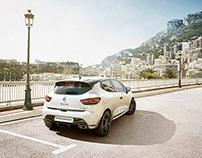 Renault Clio Monaco GP | RCD SMALL DOTS -  CGI