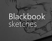 Blackbook Sketches