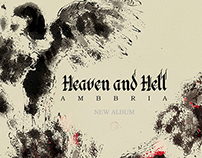 CD - Ambbria: Heaven and Hell