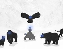 Game Of Thrones SEASON  5 - Facebook Cover