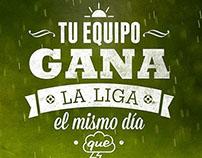 Concurso El Cencerro - España