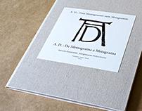 Pasta Monograma a Metagrama