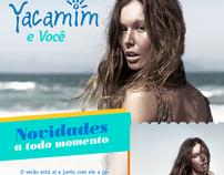 Newsletter Yacamim