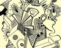 Moleskine & Pen